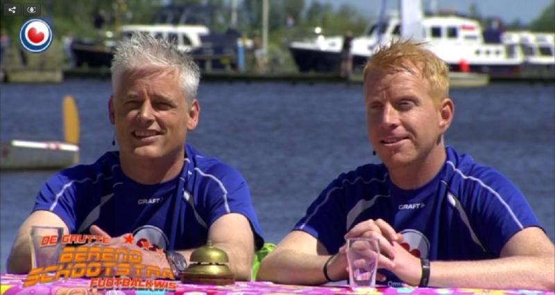 Achter de schermen: met Wietse Dijkstra en ik in Team Media, bij Omrop Fryslân quiz Bynt Sport