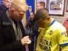 Interview met Furdjel Narsingh na Cambuur - PEC Zwolle (beker)