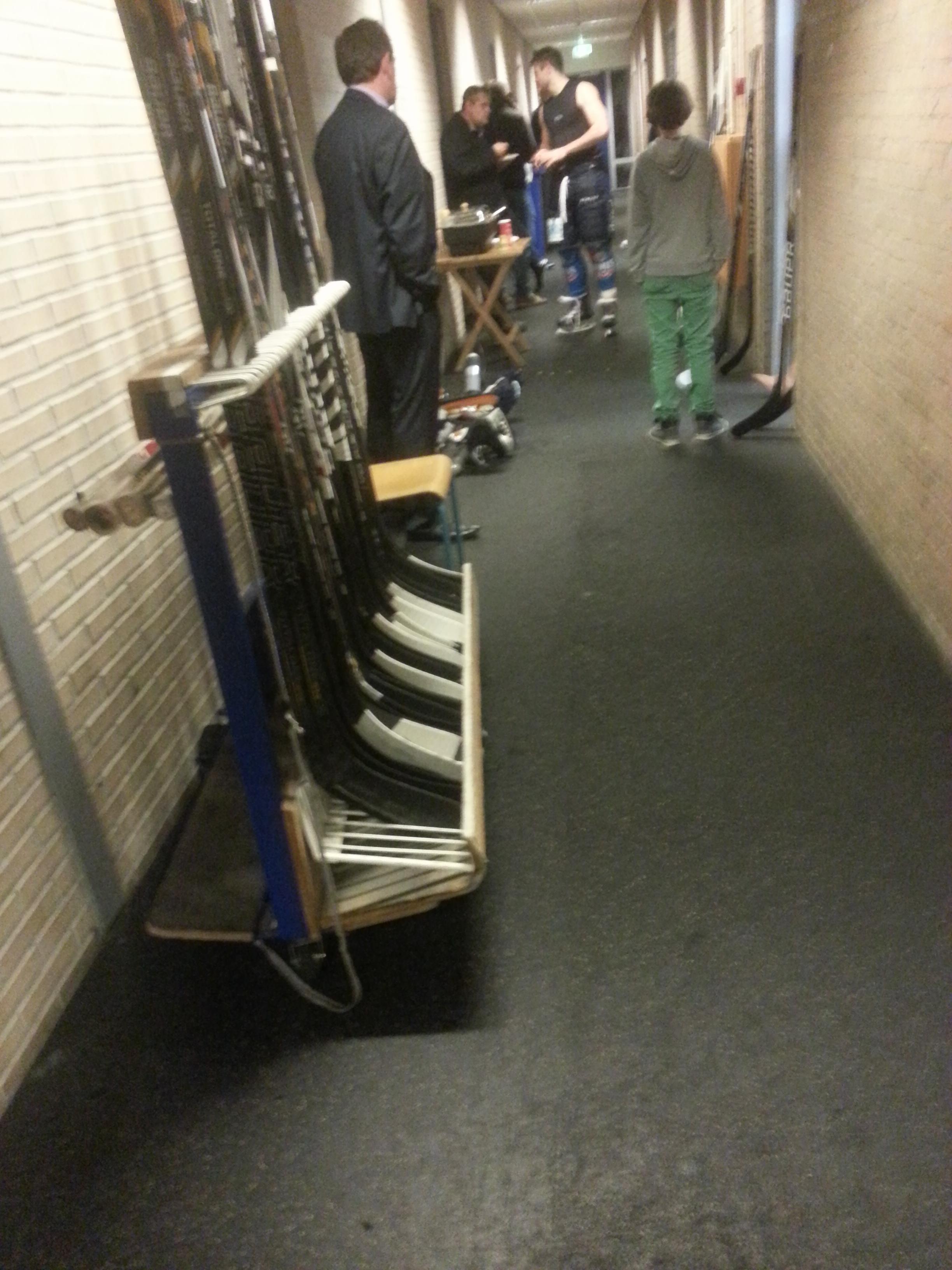 IJshockey Flyers in Heerenveen 2