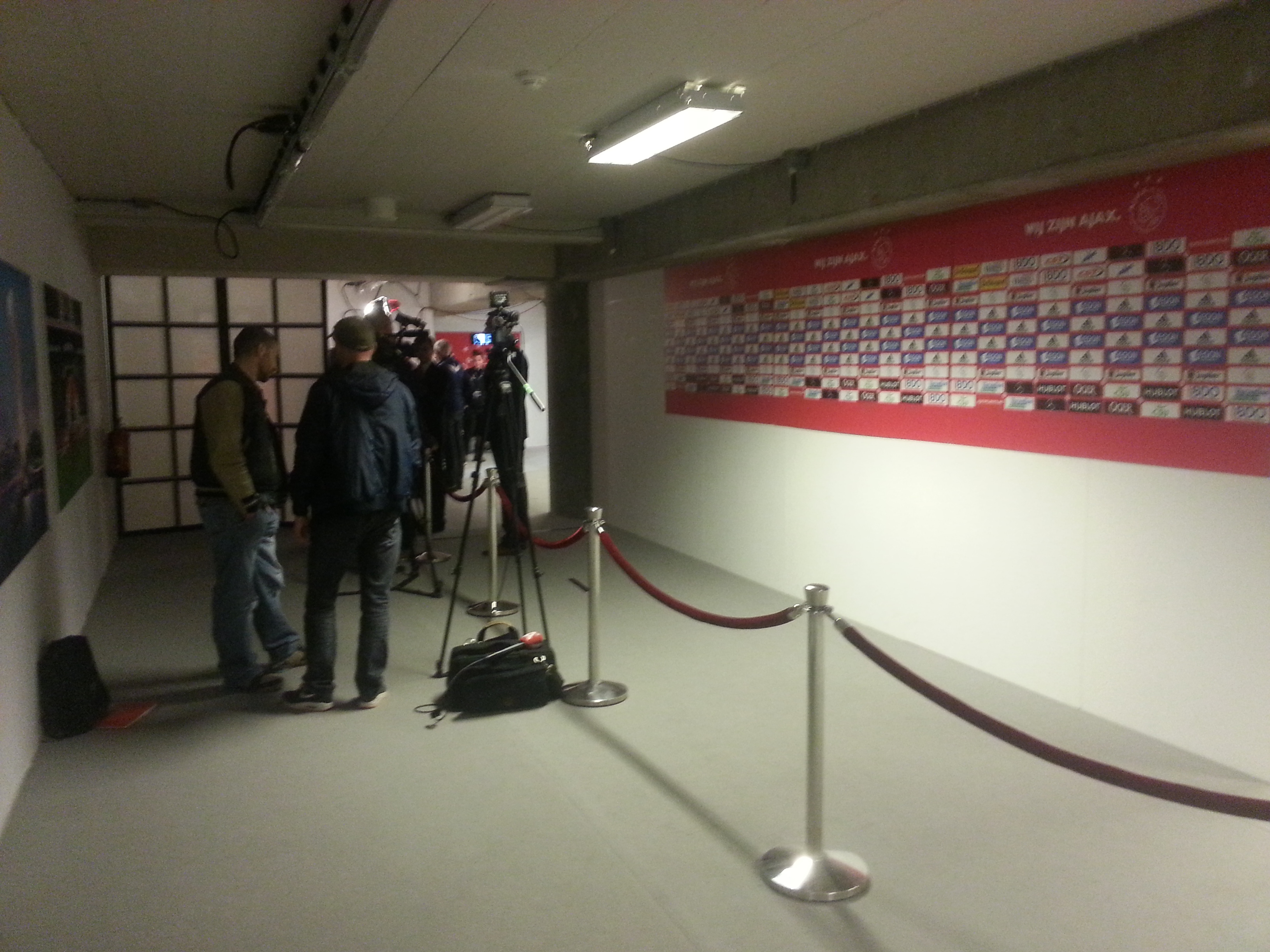Mixed Zone Ajax - Cambuur