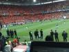 EK 2008: Nederland - Italië, warming up 1