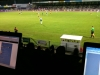 FC Dordrecht - SC Cambuur, perstribune, sportjournalist Gerard Bos, Friesch Dagblad