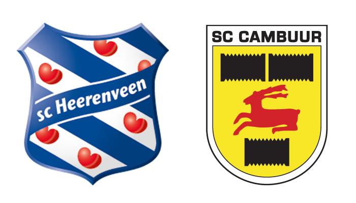 Heerenveen+Cambuur