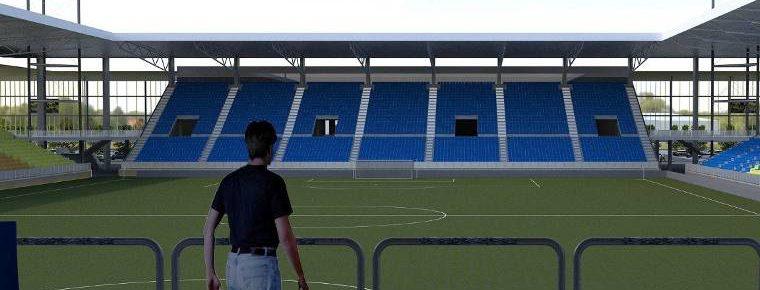 VI screenshot presentatie stadion Cambuur 20 jun 17